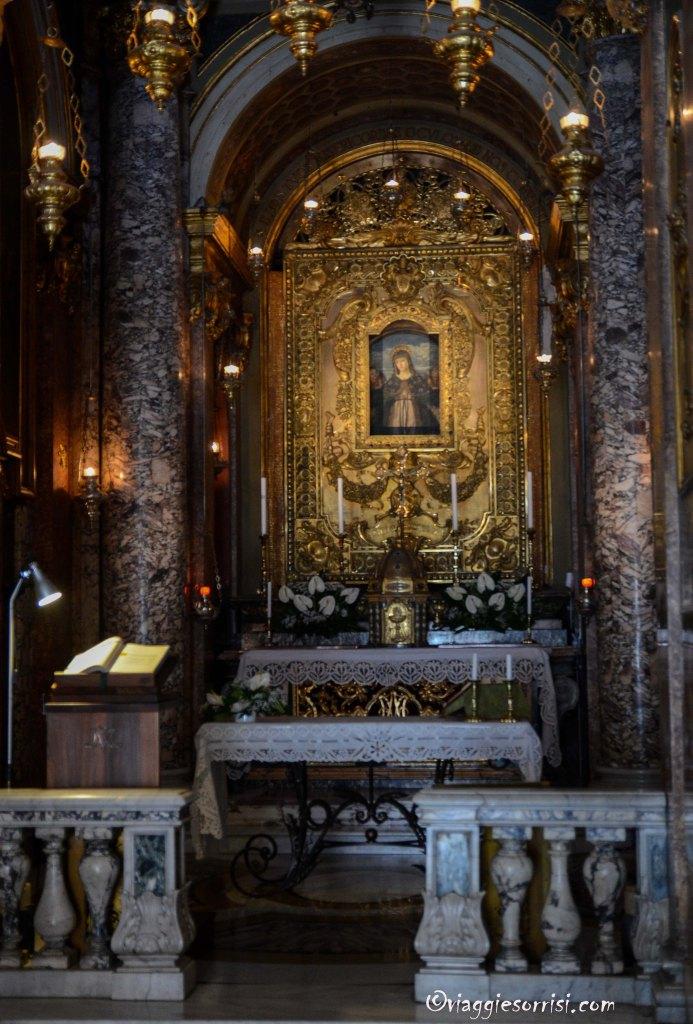 Altare della Madonna della Misericordia