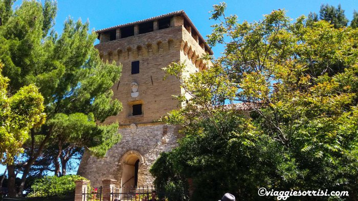 torre clementina portonovo