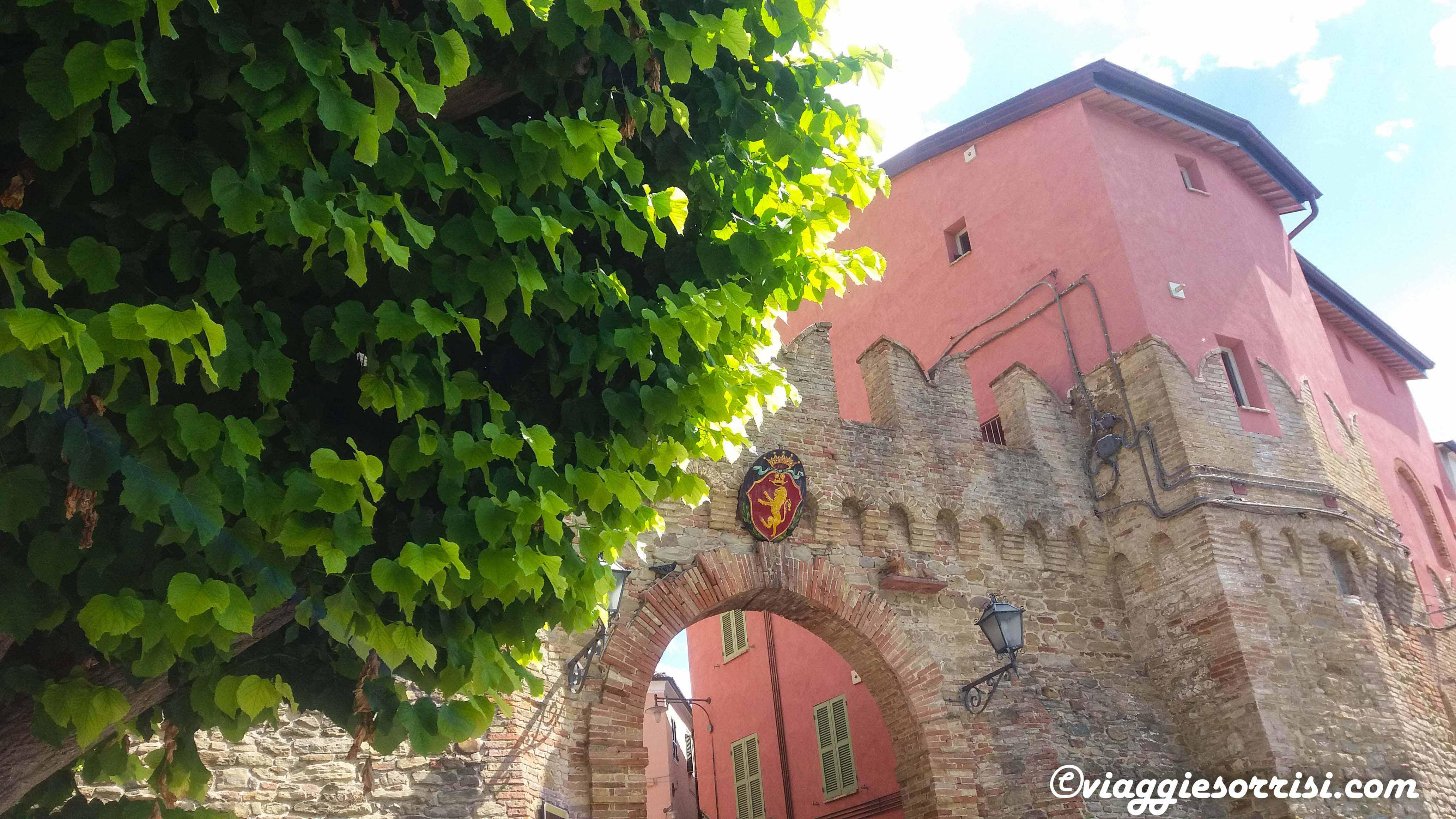 mura castellane poggio san marcello