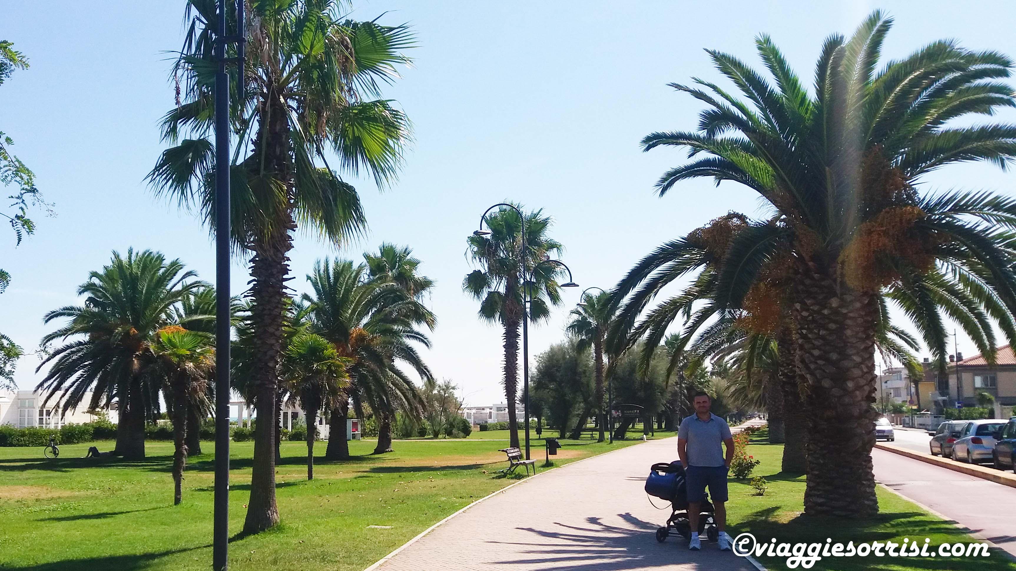 L 39 incantevole lungomare di porto sant 39 elpidio viaggi e - Ristorante il giardino porto sant elpidio ...