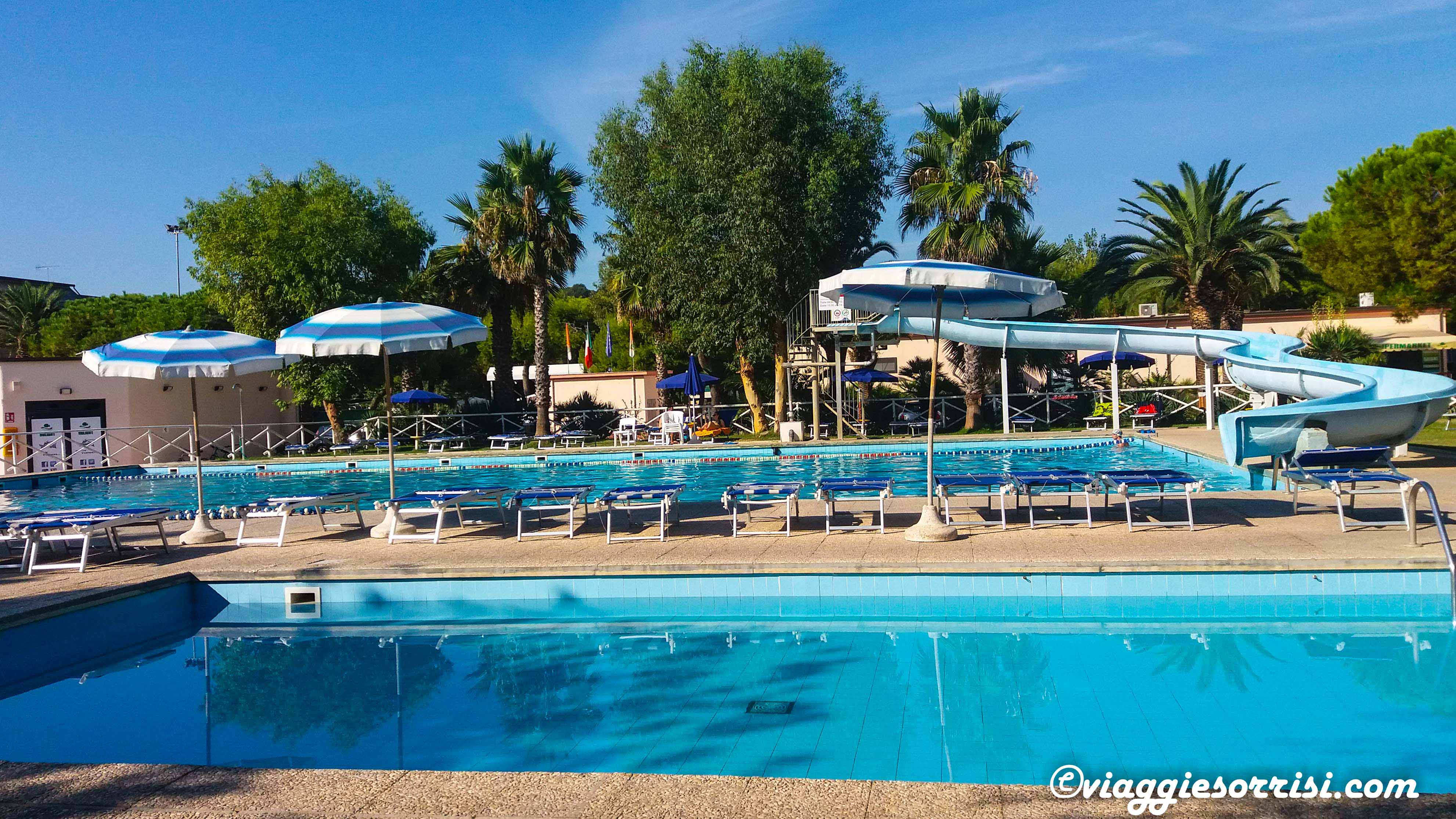 Parco piscine Holiday