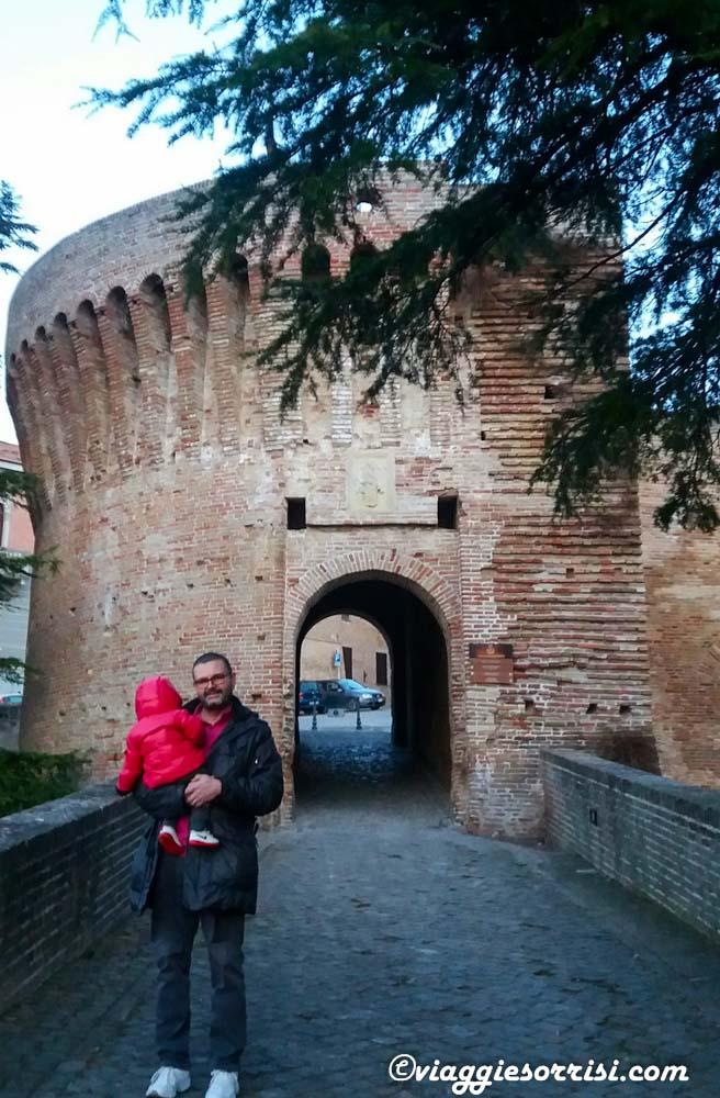 Porta San Francesco Mondavio