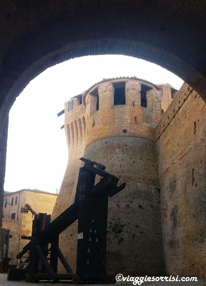 Rocca Roveresca di Mondavio