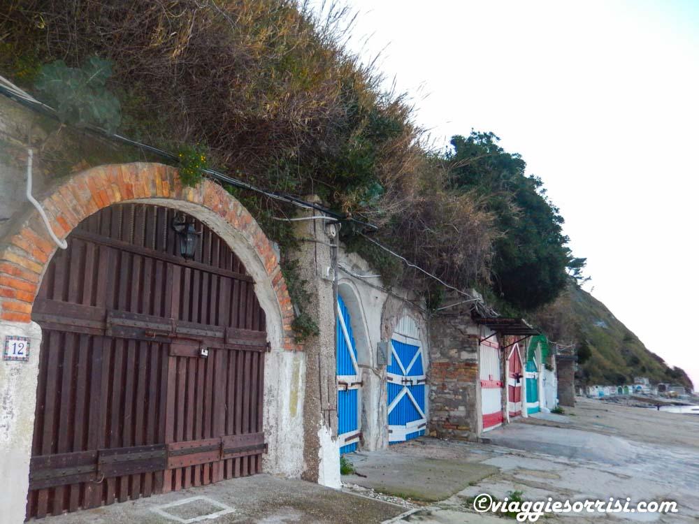 Le Grotte del Passetto