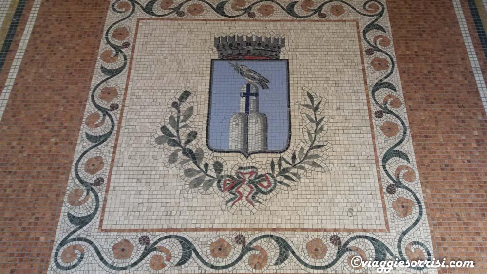 Lo stemma di Mondavio