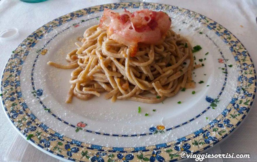 Tacconi piatto tipico di Mondavio
