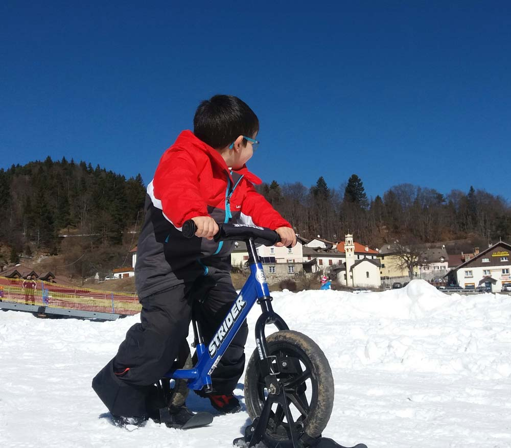 fat bike striker bambini alpe cimbra
