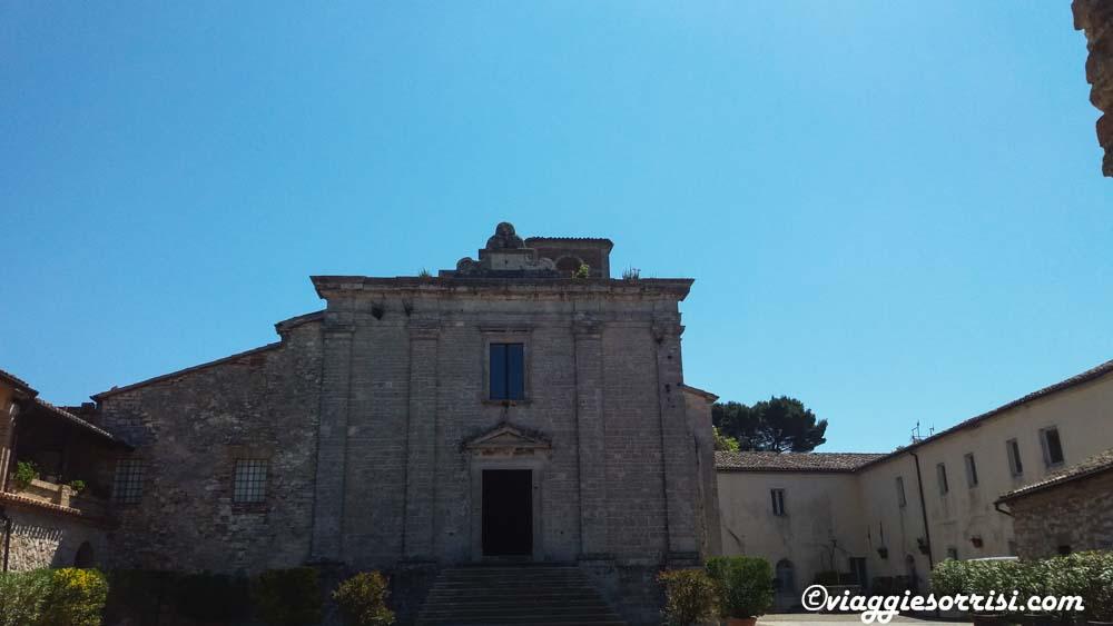 Badia romanica di San Pietro - Sirolo