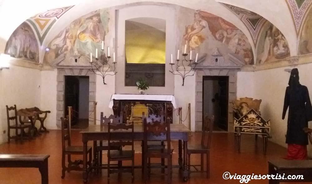 Oratorio di San Rocco - Sansepolcro
