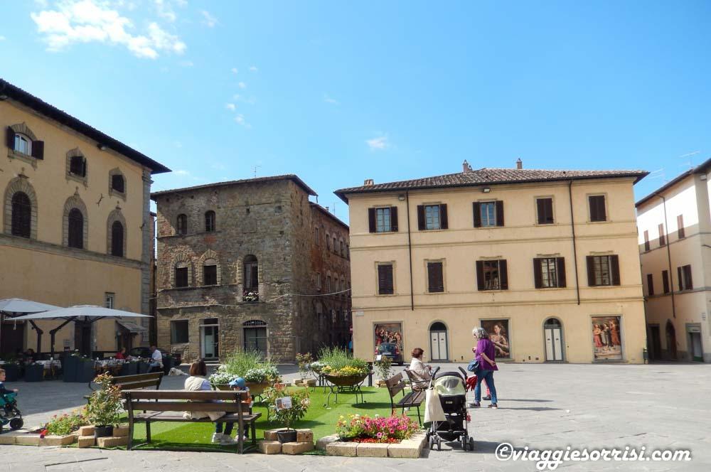 Piazza Sansepolcro