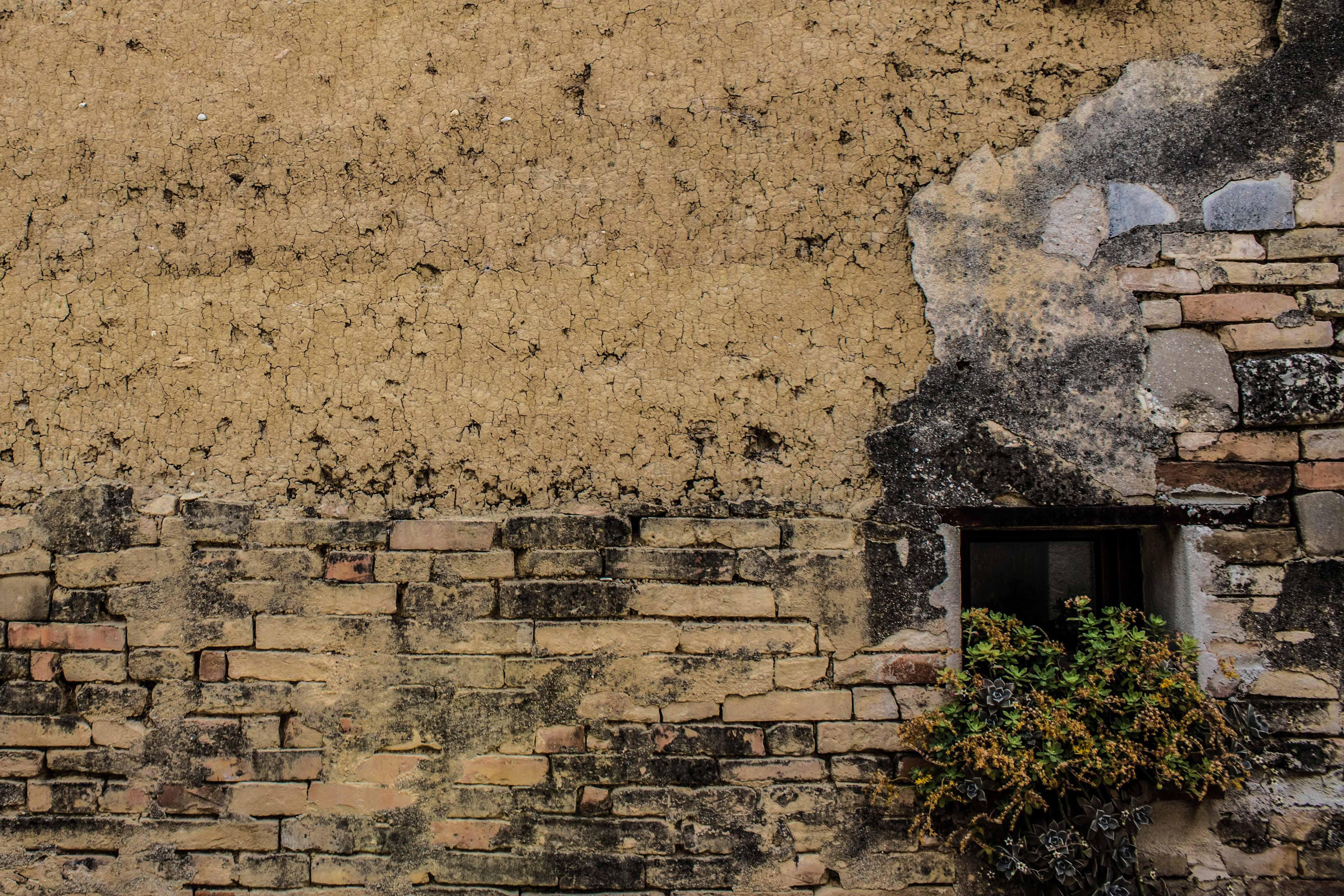 Villa Ficana e i suoi muri