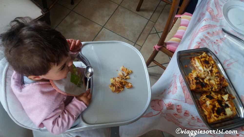 Li Vincisgrassi ricetta