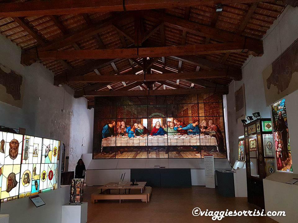 museo della vetrata sansepolcro arezzo