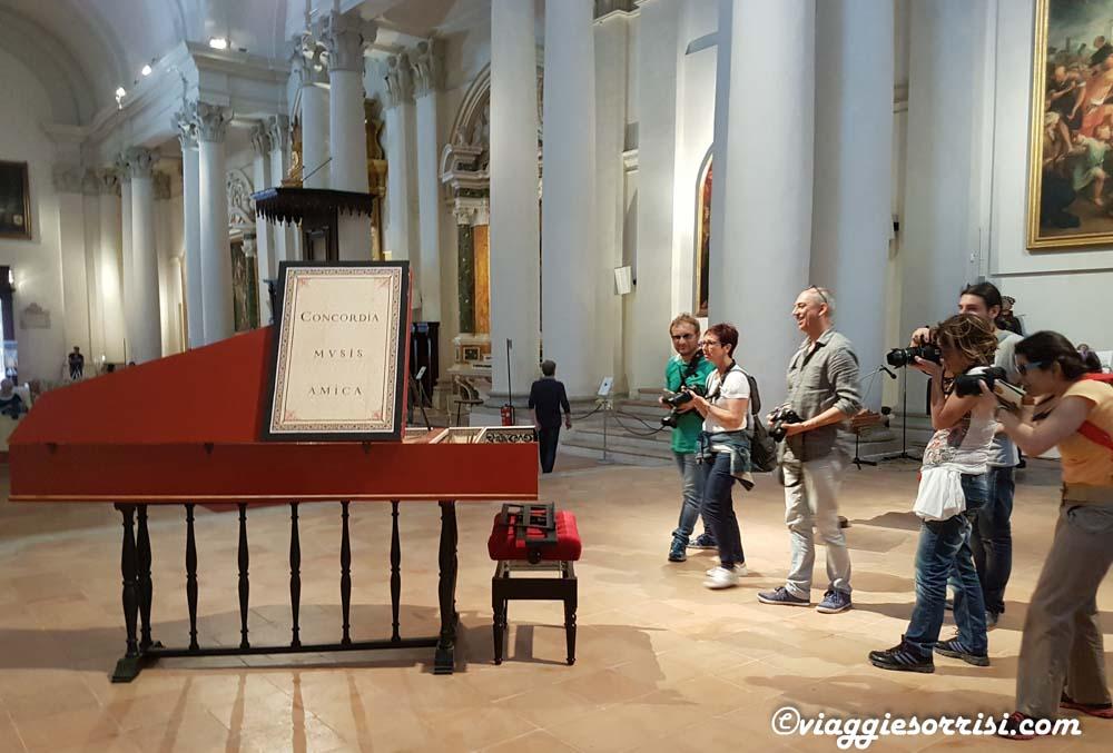 Fotografi all'azione al PhotoWalk di Fano