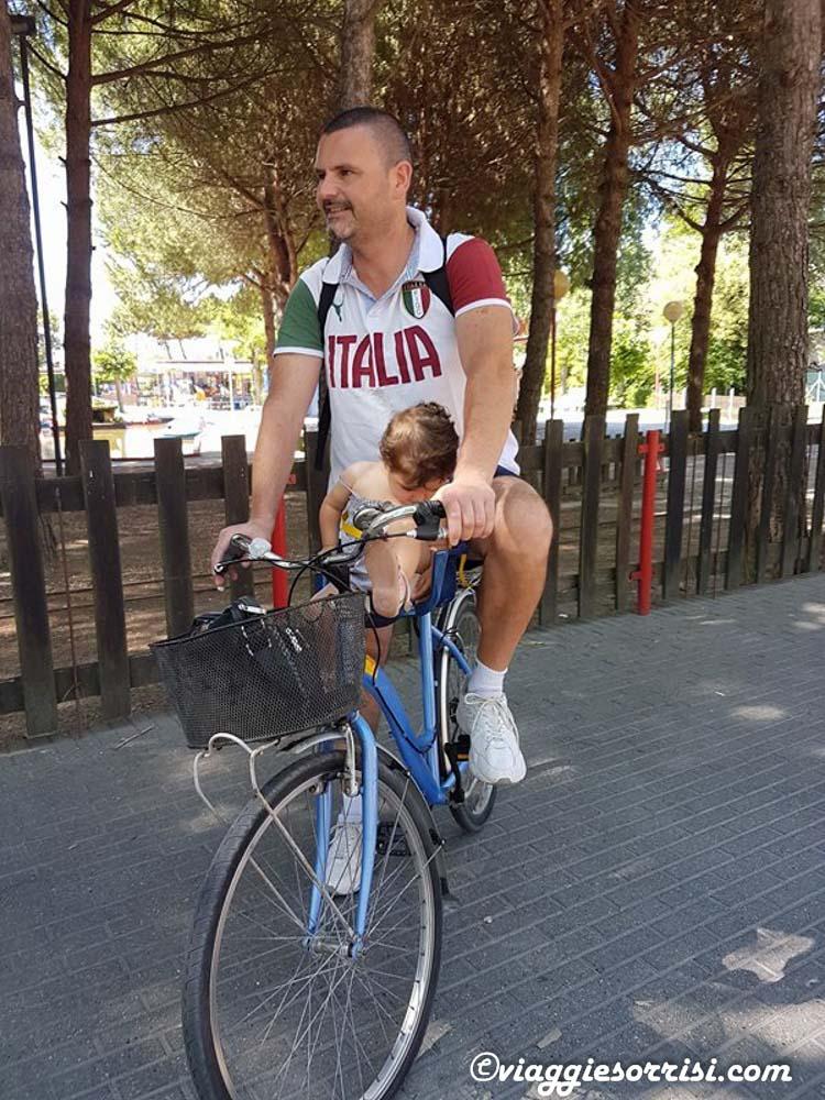 Passeggiando in bicicletta per Bellaria Igea Marina