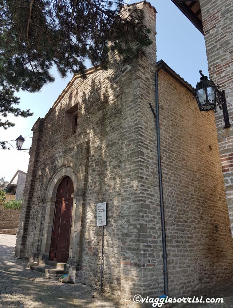 Chiesa di Santa Caterina - Smerillo