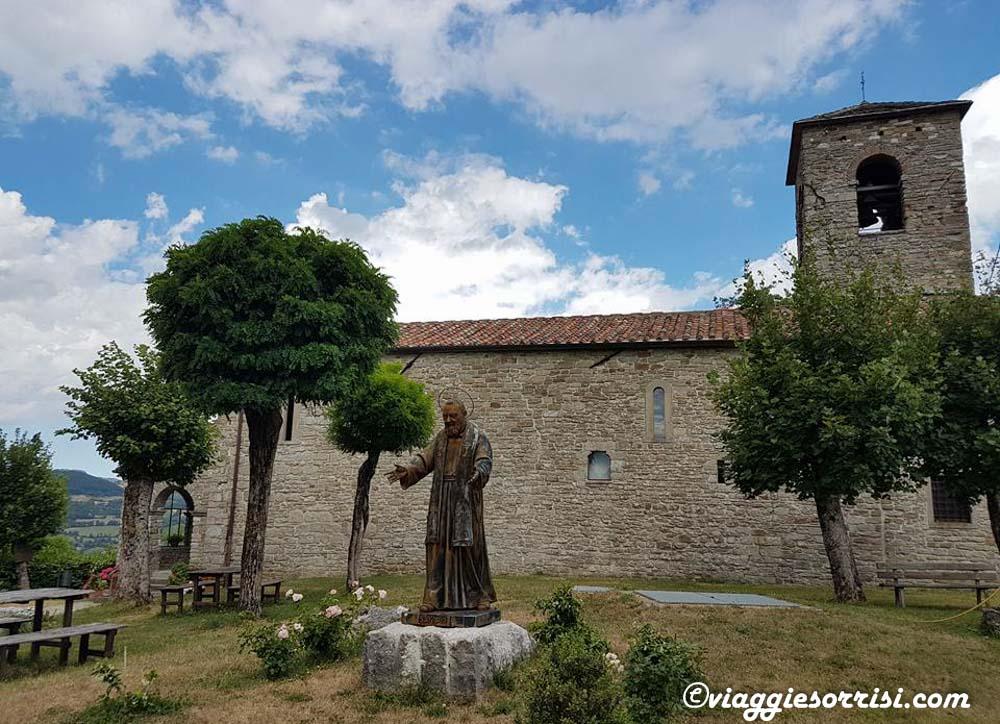 Abbazia di San Michele Arcangelo Badia Tedalda