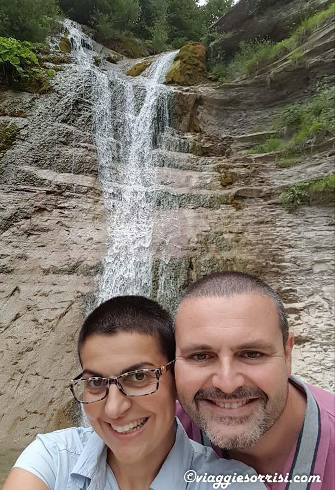 cascata del presalino badia tedalda ar