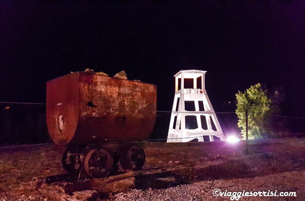 La miniera di zolfo di Cabernardi