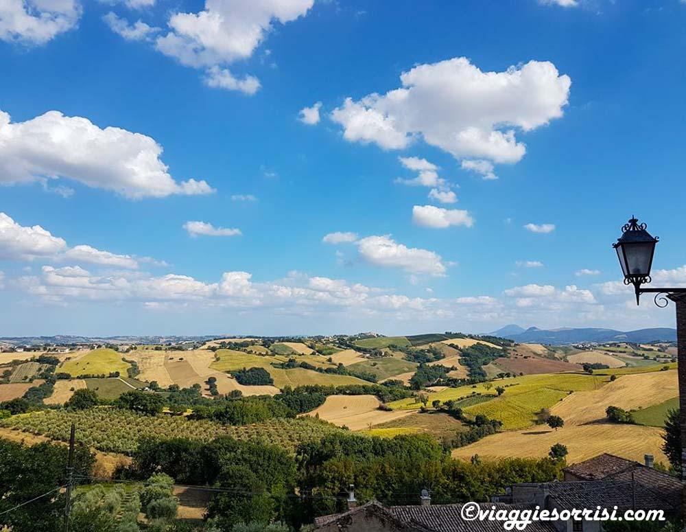paesaggio Loretello