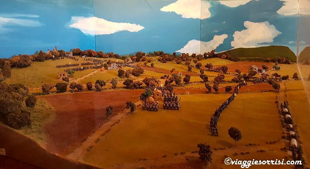 La battaglia di Castelfidardo