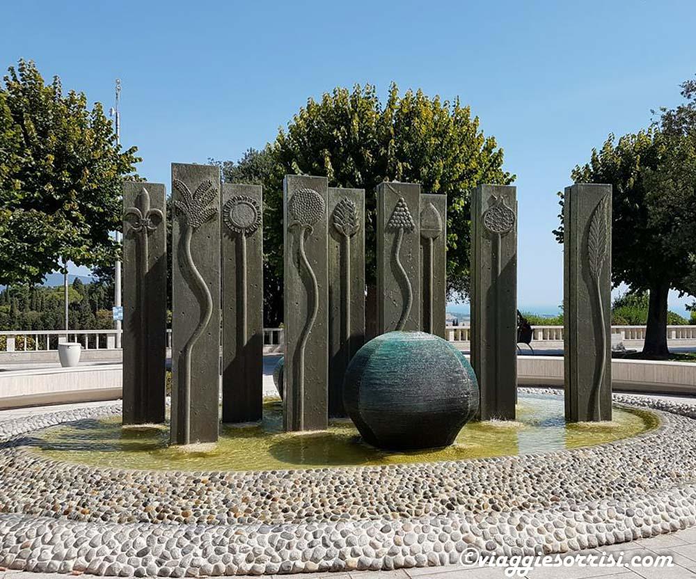 """Monumento """"il bosco della musica"""""""