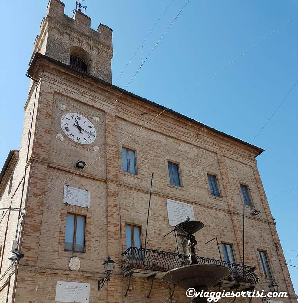 Palazzo Comunale di Castelfidardo
