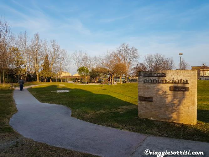 Il Parco dell'Annunziata