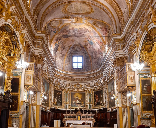 chiesa di santa lucia serra san quirico