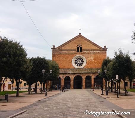 abbazia santa maria in castagnola chiaravalle