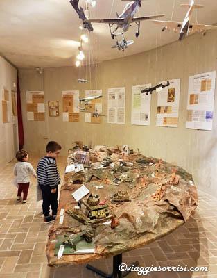 museo linea gotica montegridolfo