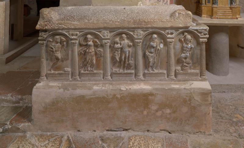 Sarcofago del Duca longobardo Faroaldo II