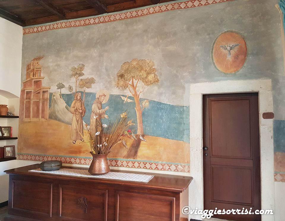 abbazia di san pietro in valle ferentillo marcellino pane e vino