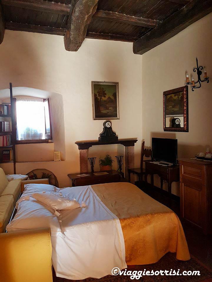 Camera Abbazia San Pietro in Valle