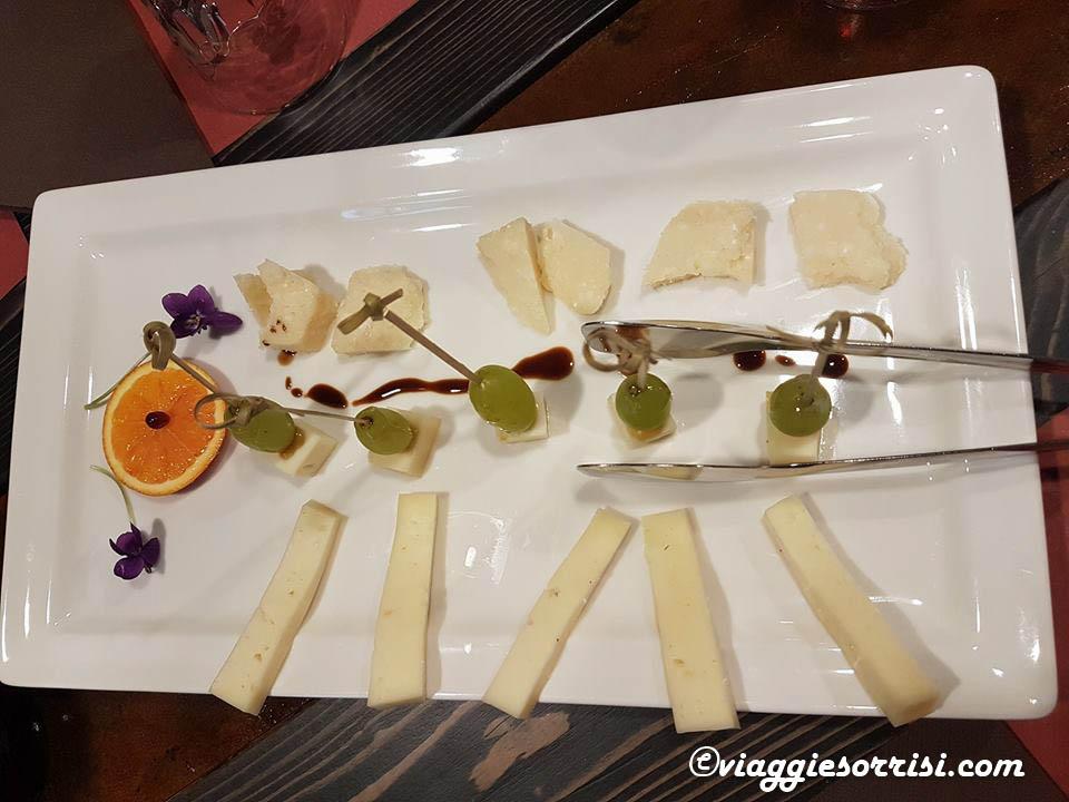degustazione di formaggi ostra vetere