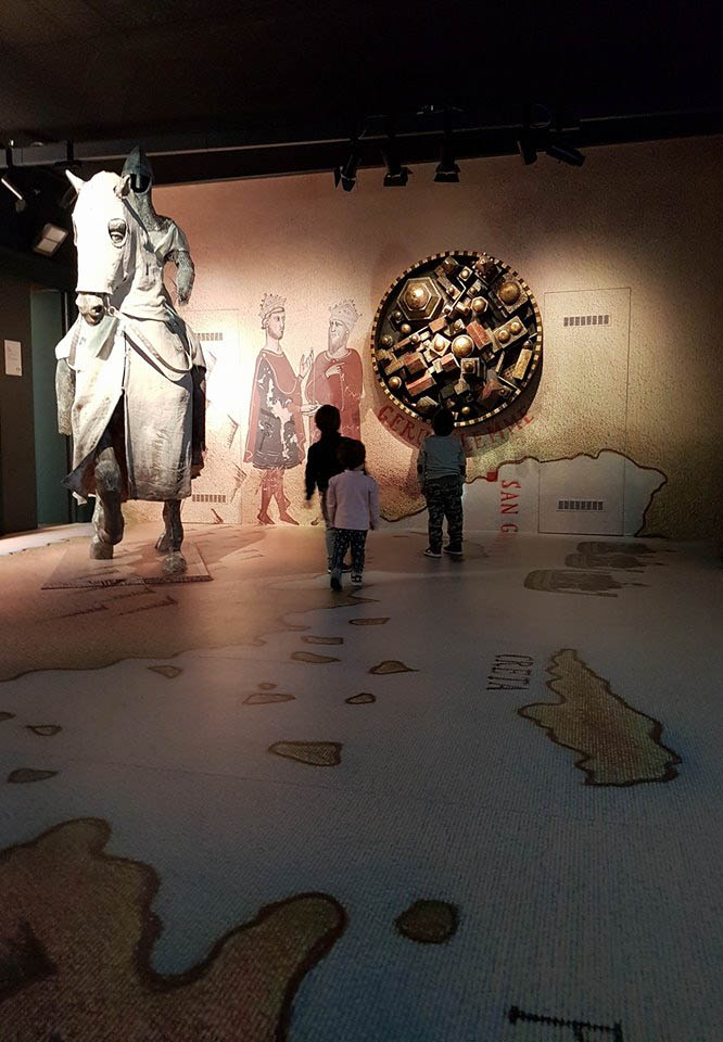 jesi museo federico ii stupor mundi