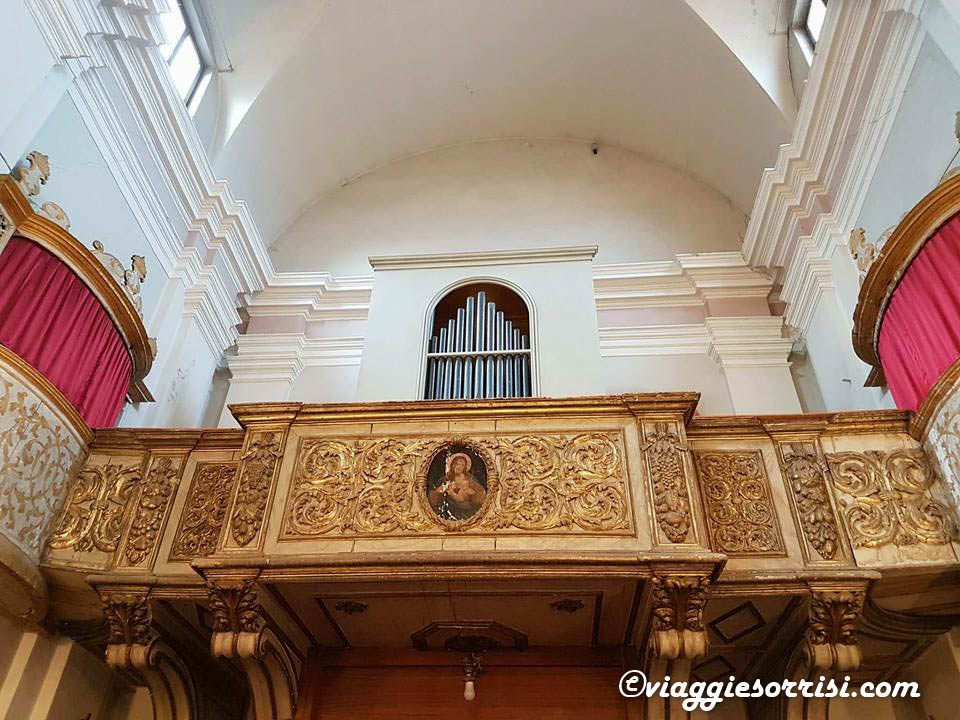 santa lucia organo ostra vetere