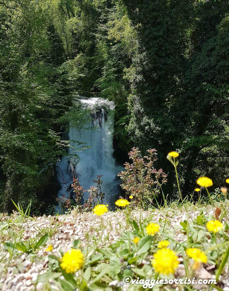 cascata delle marmore terni da vedere