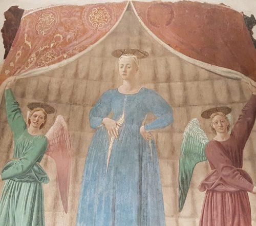 Monterchi Madonna del parto