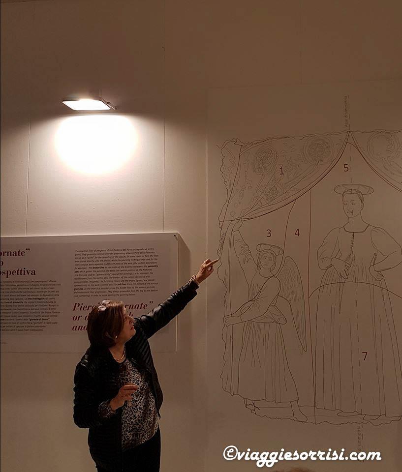 monterchi museo madonna del parto