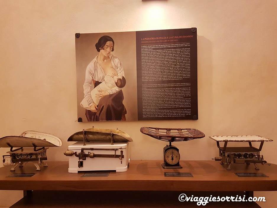 museo delle bilance monterchi