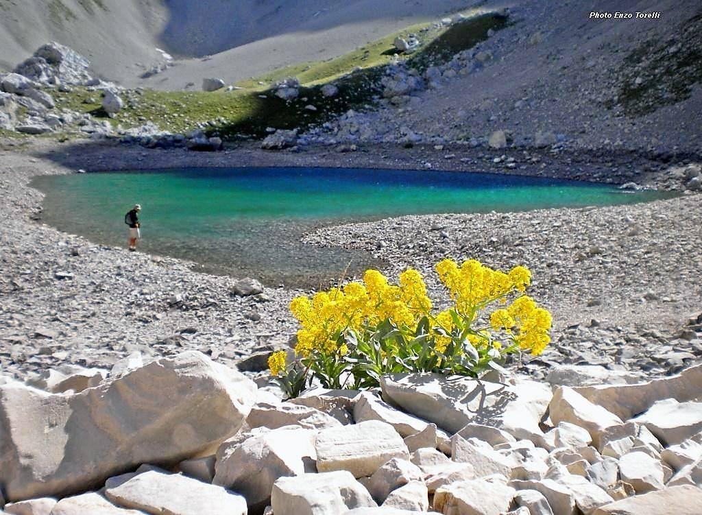 Il Lago di Pilato Monti Sibillini