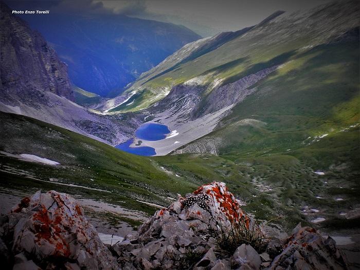 Il lago di Pilato in tutto il suo splendore