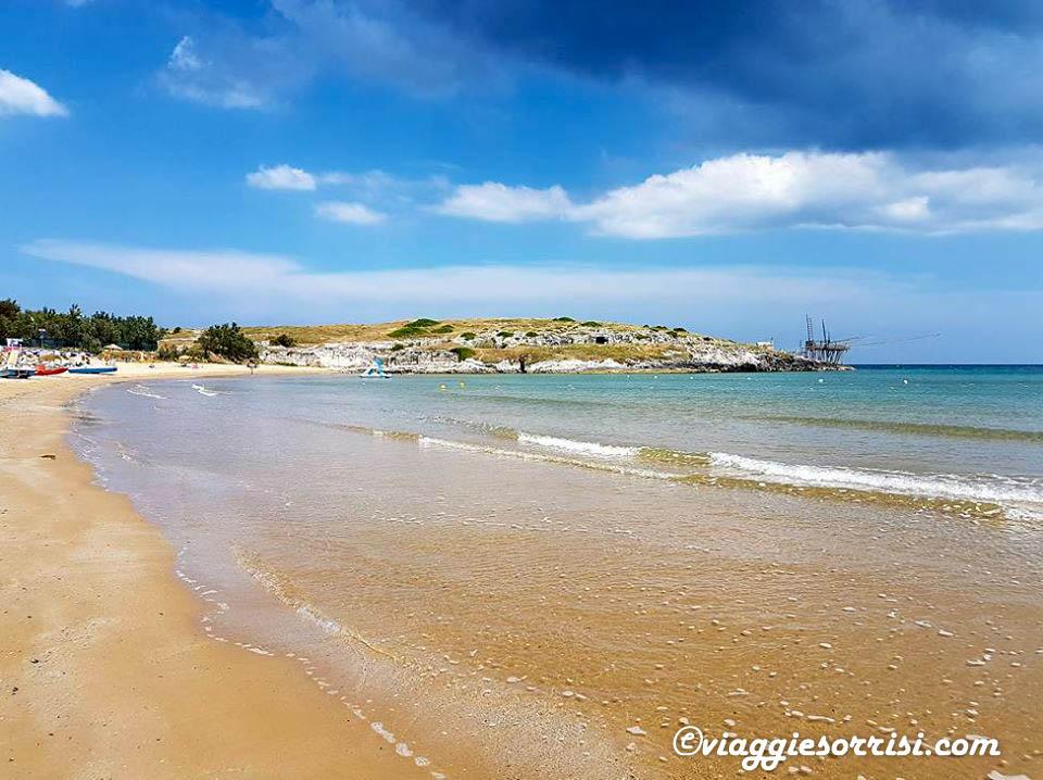 cala molinella spiaggia