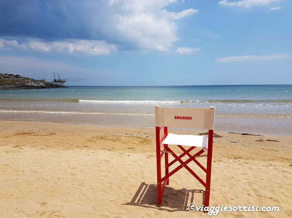 cala molinella spiaggia vieste
