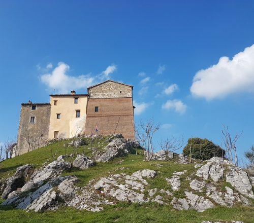 castello di precicchie fabriano ancona
