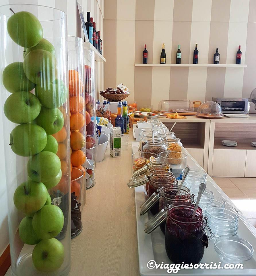 colazione hotel agostini bellaria