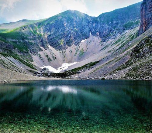 lago di pilato sibillini