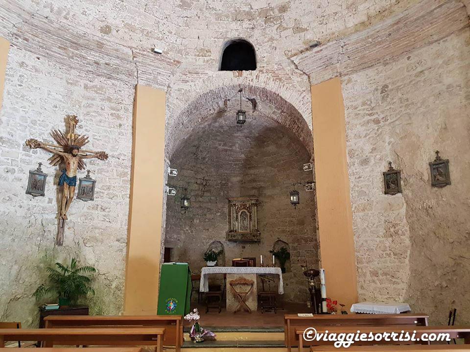 chiesa grotta pioraco