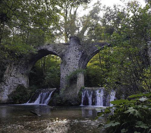 ponte romano a cingoli